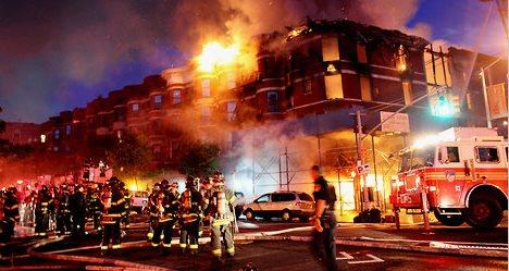 NewYorkStateFire com - Live fire dispatch feed links for New