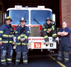 NewYorkStateFire com - Rochester Fire Department station and